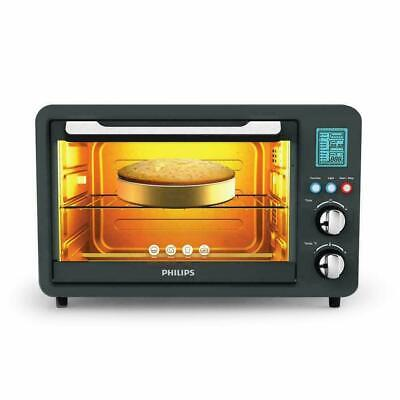 £209.55 • Buy Philips Oven Toaster Grill 25 Litre Opti-Temp Technology Digital Display Panel