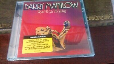 £5.99 • Buy Barry Manilow - Tryin' To Get The Feeling - 13 Track Cd