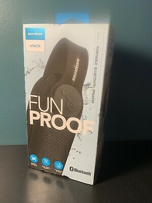AU50.56 • Buy Soundcore Icon Portable Bluetooth Speaker Anker 12hr Playtime Waterproof Floats