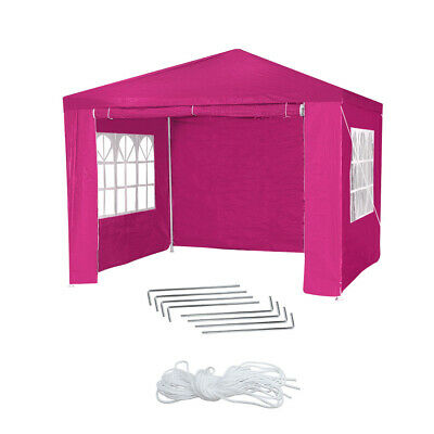 AU109.99 • Buy Mountview Gazebo Tent 3x4 Outdoor Marquee Gazebos Camping Canopy Mesh Side Wall