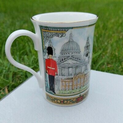 £9.99 • Buy London Heritage Collection Horseguards By Sadler Coffee Tea Mug Cup