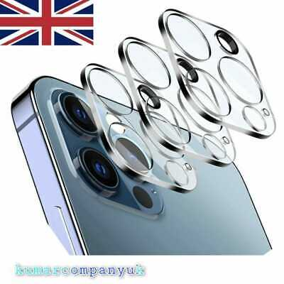 £0.99 • Buy 9H Camera Lens For IPhone 11 12 Pro Max Mini Case Protector Cover Tempered Glass