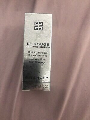 £5.50 • Buy Givenchy Le Rouge Couture Edition Luminious Matte High Coverage Colour 306