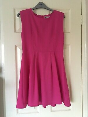 £4 • Buy Ladies Size 10 Pink Dress From Hearts And Bows