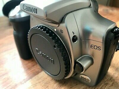 £10.50 • Buy Canon EOS 300D DSLR Digital SLR Camera Body Only And Carry Case