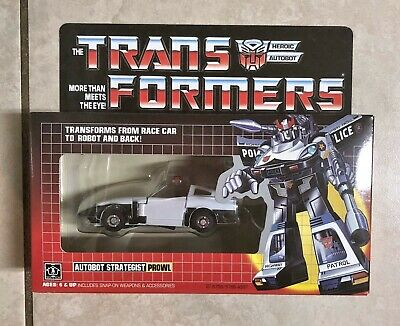 £50.91 • Buy Transformers G1 Autobot Prowl Misb! Us Seller Very Rare Limited Stock!