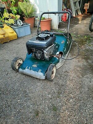 £22.60 • Buy Hayter Harrier 48 Auto Drive Mower For Spares Or Repair.