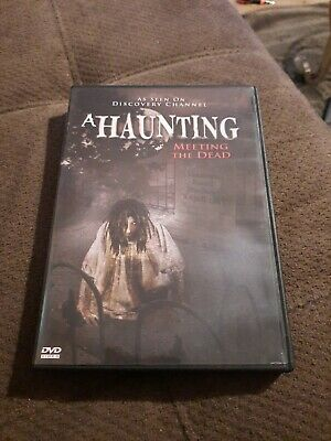 £1.64 • Buy A Haunting - Meeting The Dead (DVD, 2008, 2-Disc Set)