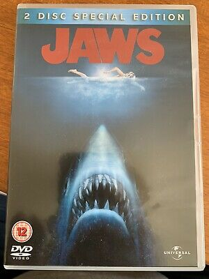 £0.99 • Buy Jaws - 2 Disc Special Edition (DVD)