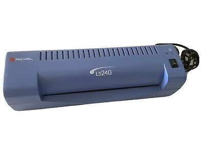 £6.99 • Buy Rexel Laminator Ls240. Used Good Working Condition