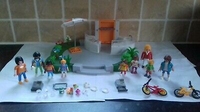 £6.99 • Buy Playmobil Cafe, Figures And Accessories
