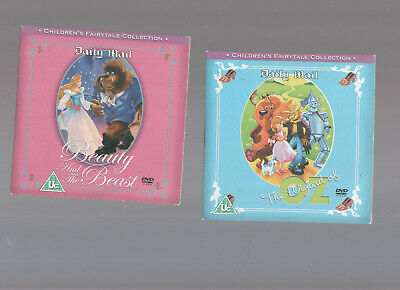 £1.65 • Buy Beauty & The Beast + The Wizard Of Oz: Children's Fairytale Collection