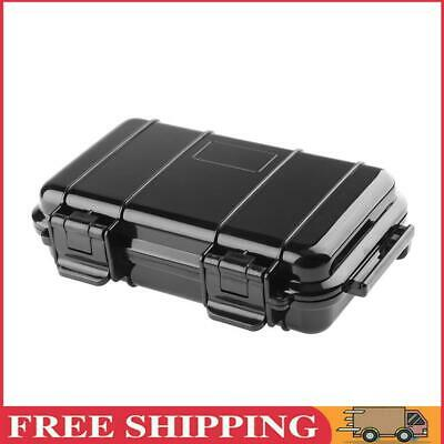 £7.10 • Buy Outdoor Shockproof Sealed Waterproof Safety Case ABS Tool Dry Box (A)