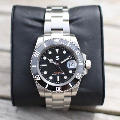 £225 • Buy Stainless Steel Sub Style Watch. Lovely Looking Watch. Never Worn.
