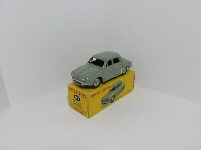£110.50 • Buy Dinky Toys French 24E Renault Dauphine.Olive.Superb Mint Condition &Original Box