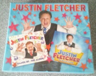 £9.97 • Buy Justin Fletcher*2 Cd Boxset*hands Up The Album*the Best Of Friends*new*sealed