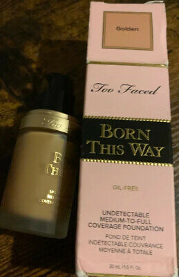 £7.30 • Buy Too Faced Born This Way Foundation