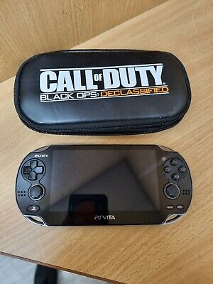 £79.99 • Buy Sony PS Vita Black Ops Declassified Edition Console With 4GB Memory Card