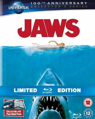 £4.20 • Buy Jaws - Limited Edition Digibook [Blu-ray]