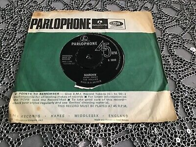 £0.99 • Buy The Hollies, Searching , 7  Single , Rare Mod / Beat Dancer, Parlophone Label