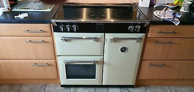 £210 • Buy Stoves 90cm Range Cooker - 5 Zone Induction Hob And 2 Fan Ovens+1 Standard Oven