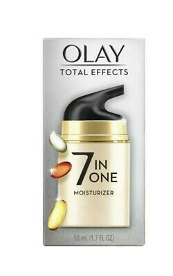 AU17.84 • Buy Olay Total Effects 7-in-1 Anti-Aging Daily Face Moisturizer - 1.7 Fl Oz