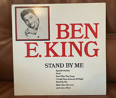 £9.95 • Buy Ben E King: Stand By Me Flashback Records 34045 Vinyl LP Record