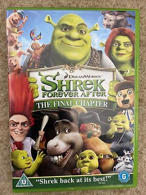 £1.25 • Buy Shrek: Forever After - The Final Chapter DVD (2010) Mike Mitchell Cert U