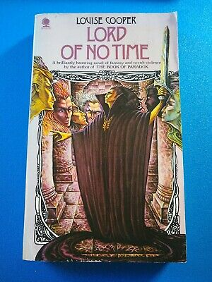 £10 • Buy Lord Of No Time, By Louise Cooper - Paperback, Sphere Books, 1977