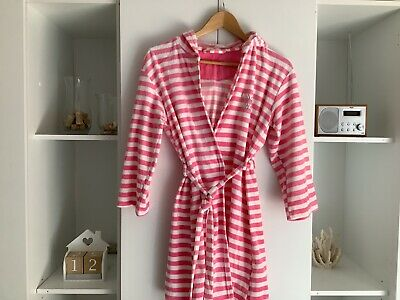 £5.90 • Buy Ladies Velour Dressing Gown - Size 36/38