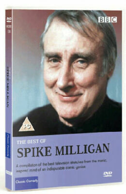 £2.05 • Buy Spike Milligan The Best Of Dvd 2004 Rare Comedy Greats