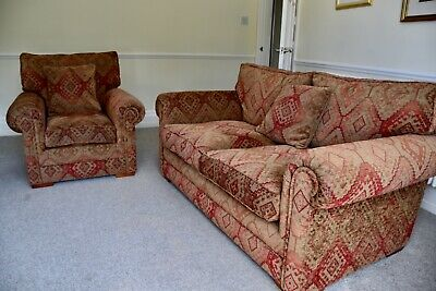 £100 • Buy Parker Knoll Sofa And Chair