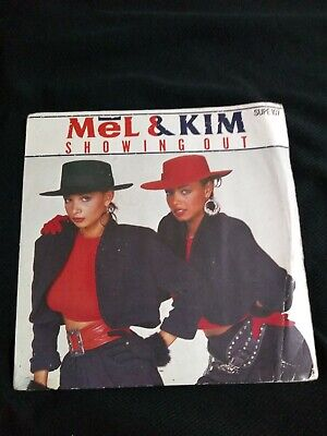 £1.99 • Buy Mel And Kim Showing Out 7 Vinyl