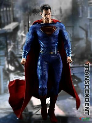£169.99 • Buy BY-ART  BY-013 1/6th Clark Kent Kal-El Superman 12'' Action Figure Gift Doll Toy