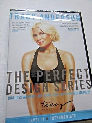 £3.50 • Buy Tracy Anderson Perfect Design Series - Sequence 2 (DVD, 2013) Fitness Dvd Design