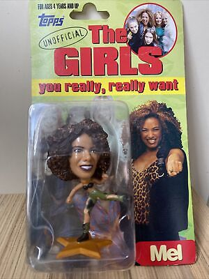 £9.90 • Buy Spice Girls Doll / Figurine - Scary Spice /  Mel B - Topps 1997 New In Box