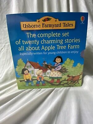 £13 • Buy Usborn Farmyard Tales The Complete Set Of 20 Books