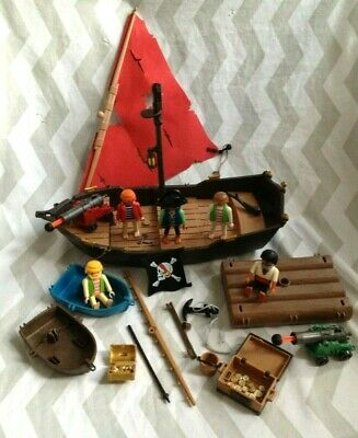 £9.99 • Buy Playmobil Bundle Mixed Pirate Spares,figures Accessories