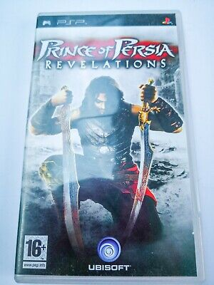 £13.50 • Buy Sony Psp Prince Of Persia Revelations Game 16yrs +