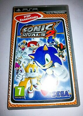 £13 • Buy Sony Psp Sonic Rivals 2 Game  7yrs +