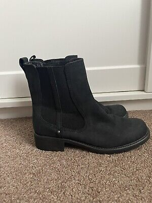 £19.99 • Buy Clarks Black Ankle Boots Size 5