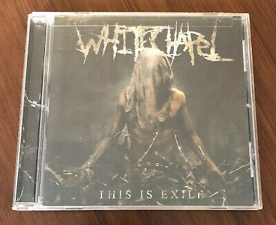 £5.81 • Buy Whitechapel - This Is Exile (CD 2008 Metal Blade Records) Suicide Silence