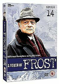 £1.80 • Buy A Touch Of Frost - Series 14 (Box Set) (DVD, 2008)