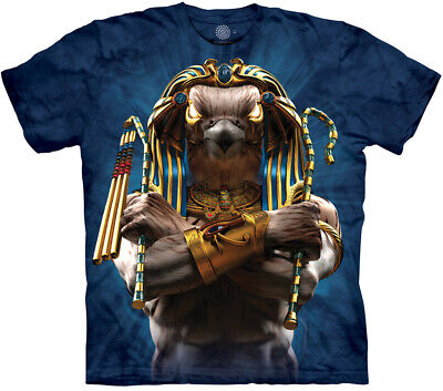 £25.99 • Buy HORUS SOLDIER WARRIOR The Mountain T Shirt Ancient Egyptian God Unisex