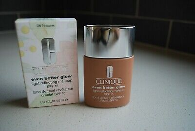 £14.99 • Buy Clinique Even Better Glow Light Reflecting Make Up Foundation  30ML Beige (M)