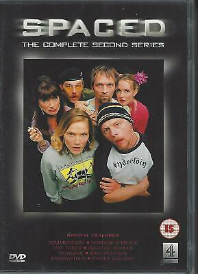 £0.99 • Buy Spaced The Complete Second Series Dvd 2006 Julia Deakin Simon Pegg