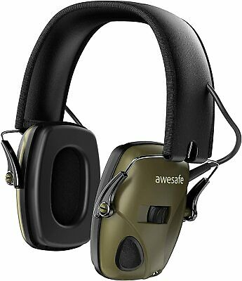 £46.99 • Buy Electronic Shooting Earmuffs Ear Defenders With Noise Reduction