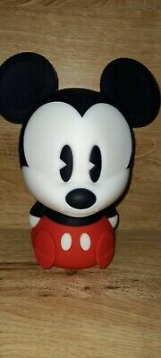 £4.99 • Buy Disney Mickey Mouse Phillips SoftPals Rechargable Night Light, No Charger Base