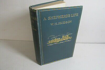 £12.99 • Buy A Shepherd's Life By W. H. Hudson, 1924 Edition, Illustrated Hardback Book
