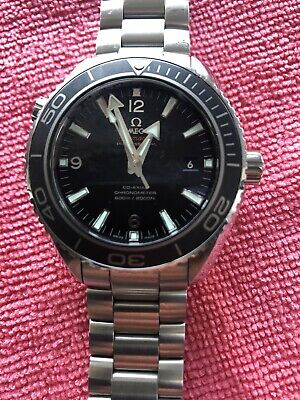 £3300 • Buy Omega Seamaster Planet Ocean 46mm Automatic Chronometer Watch 2200.50
